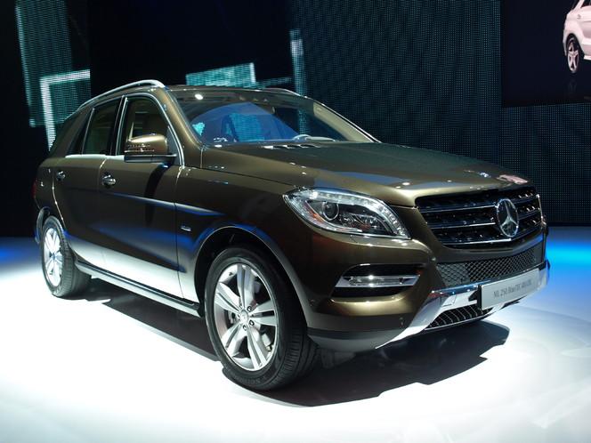 Vidéo-Nouveau Mercedes Classe M : changement dans la continuité