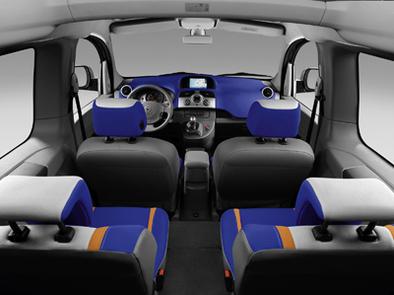 Nouveau Renault Kangoo Be Bop: les tarifs