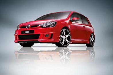 Volkswagen Golf VI par ABT: Les détails