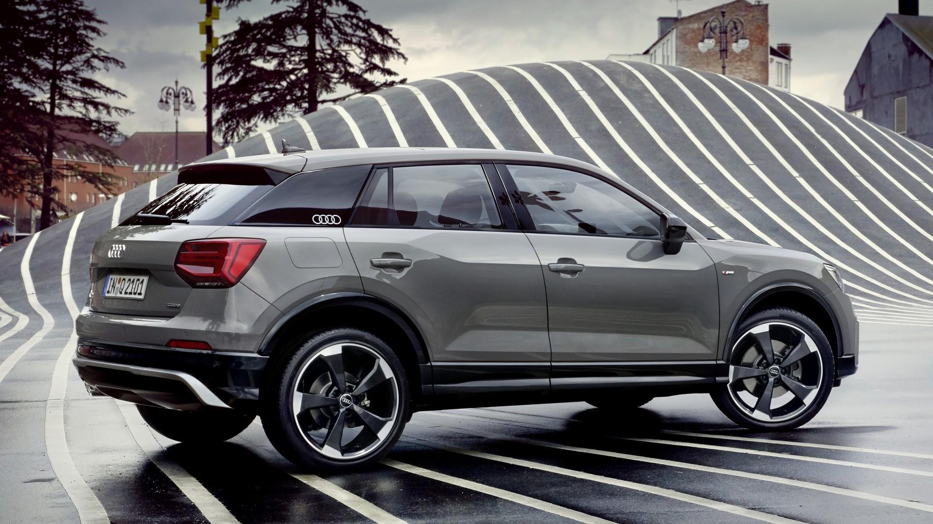 Audi annonce le q2 edition 1 for Interieur q2