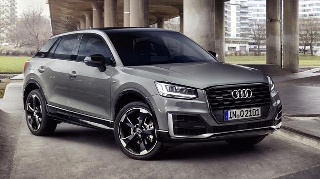 Audi annonce le Q2 Edition #1