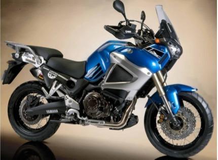 Yamaha lance la série XTZ 1200 Super Ténéré Limited Edition