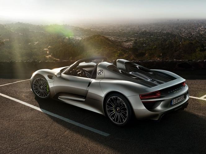 Porsche a vendu toutes ses 918 Spyder