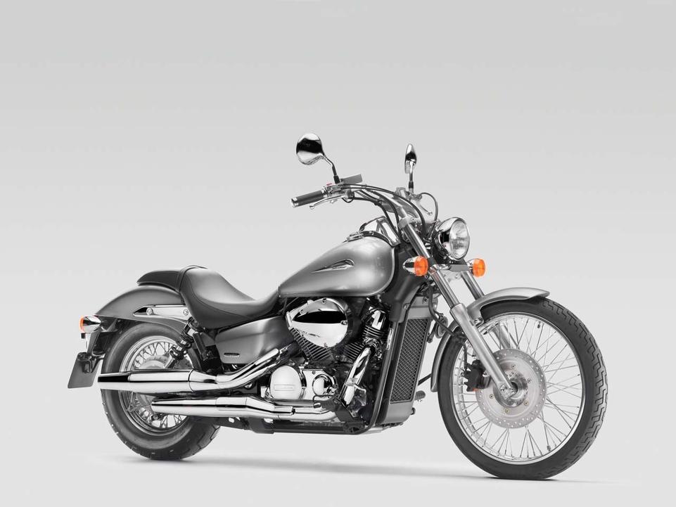Nouveauté 2008 : Honda Shadow VT750C et Shadow Spirit VT750DC
