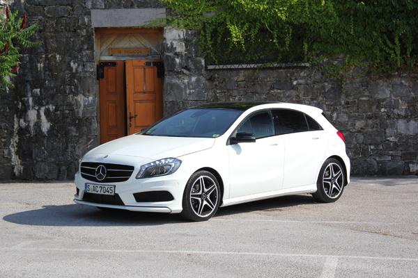 Mercedes Classe A 3