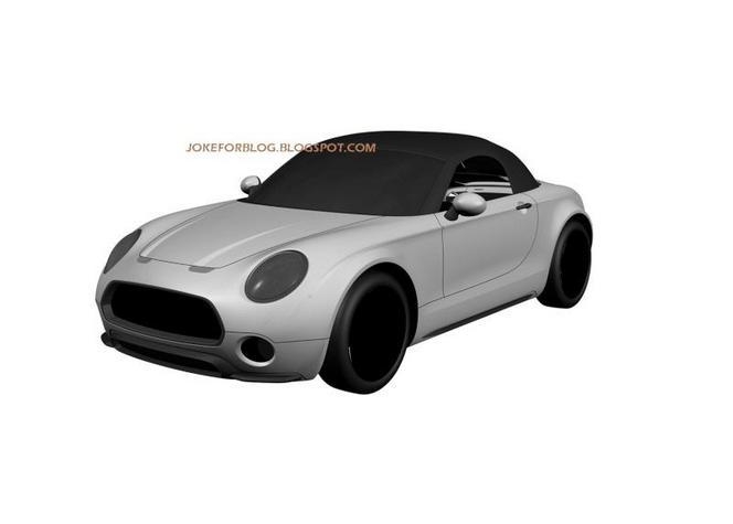 MINI : un roadster inspiré du concept Superleggera à venir ?