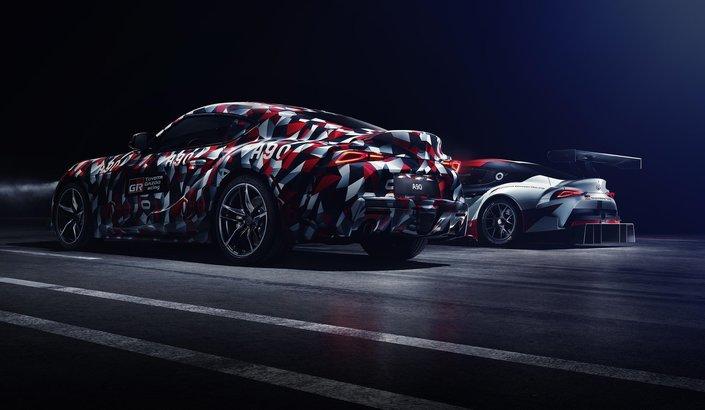 Toyota: la nouvelle Supra se montrera dans quelques jours à Goodwood (màj)