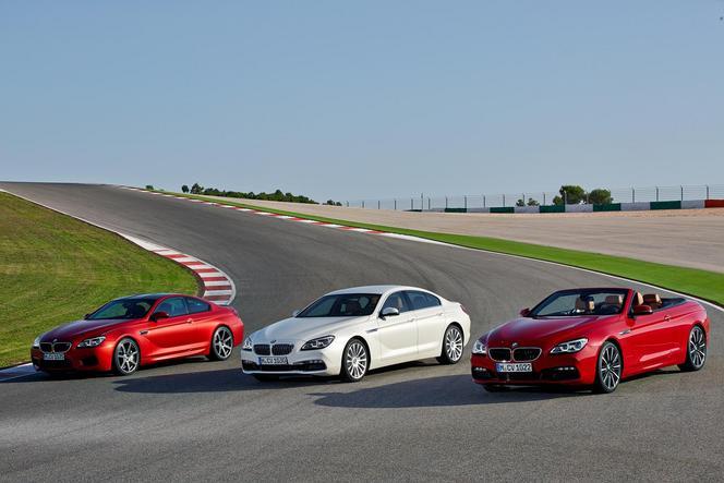 BMW restyle la famille Série 6