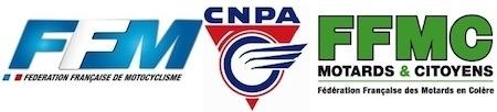 Interdiction des deux-roues motorisés à Paris: FFM, FFMC et CNPA font face