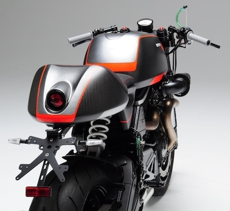 Bottpower XC1 Café Racer: disponible en France