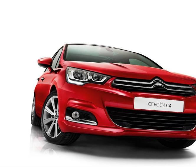 Citroën revoit sa gamme C4 pour 2015