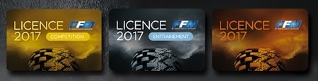 Licences FFM : la saison 2017 c'est maintenant