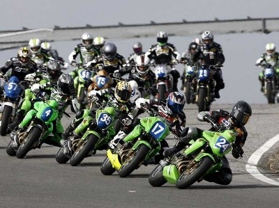 Coupe Kawasaki Moto Revue