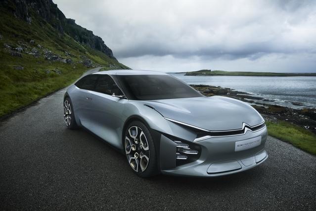 Citroën dévoilera le très étonnant concept Cxperience, qui annonce la future berline de la marque.