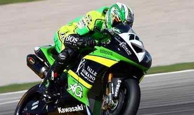 Superbike 2008: Kawasaki lance un ultimatum à Nieto