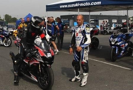 Suzuki et BMC ensemble sur la piste en 2017