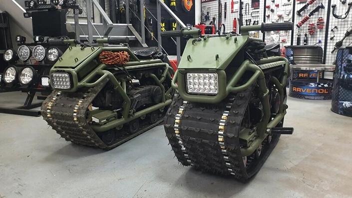 Hamyak, le tank russe qui se prend pour une moto ! S1-hamyak-le-tank-russe-qui-se-prend-pour-une-moto-670859