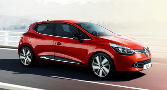 Nouvelle Renault Clio: la voici enfin!