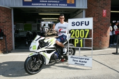 Superbike 2008: Sofuoglu confirmé chez Ten Kate