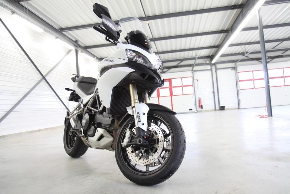 Ducati Multistrada 1200 ABS : un nouveau départ?