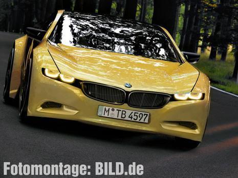 Future BMW i100 : comme ça ?