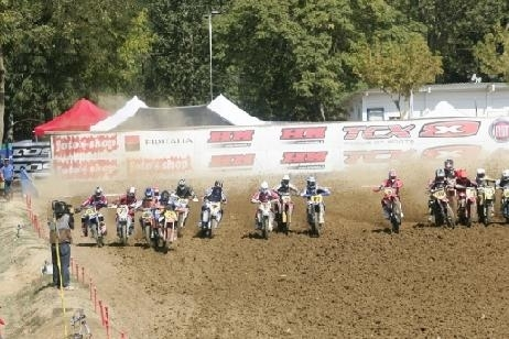 Demaria champion du monde MX3