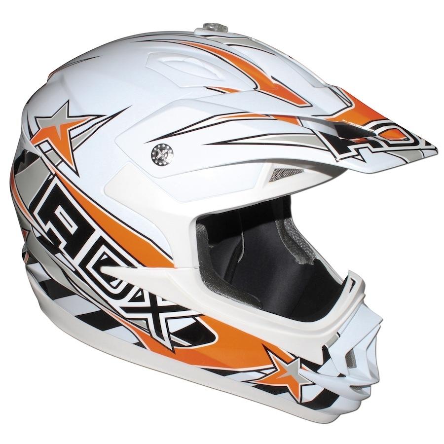 Equipement : ADX présente le casque cross MX2 Star
