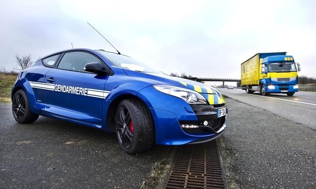 Retour sur la carrièrede la Renault Mégane 3 R.S