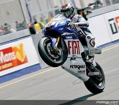 Moto GP - Catalogne: Lorenzo veut d'abord voir l'arrivée