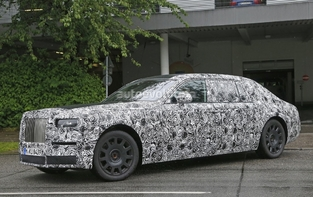 Scoop : la future Rolls-Royce Phantom de sortie