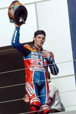 Superbike 2008: Fabrizio a signé chez Xerox Ducati