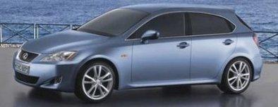 Future Lexus compacte : anti BMW Série 1