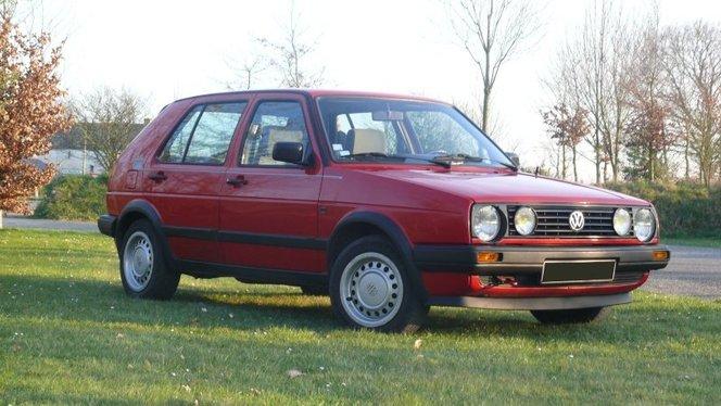 L'avis propriétaire du jour : ptitegolf nous parle de sa Volkswagen Golf 2 TD 70 Memphis de 368 000 km