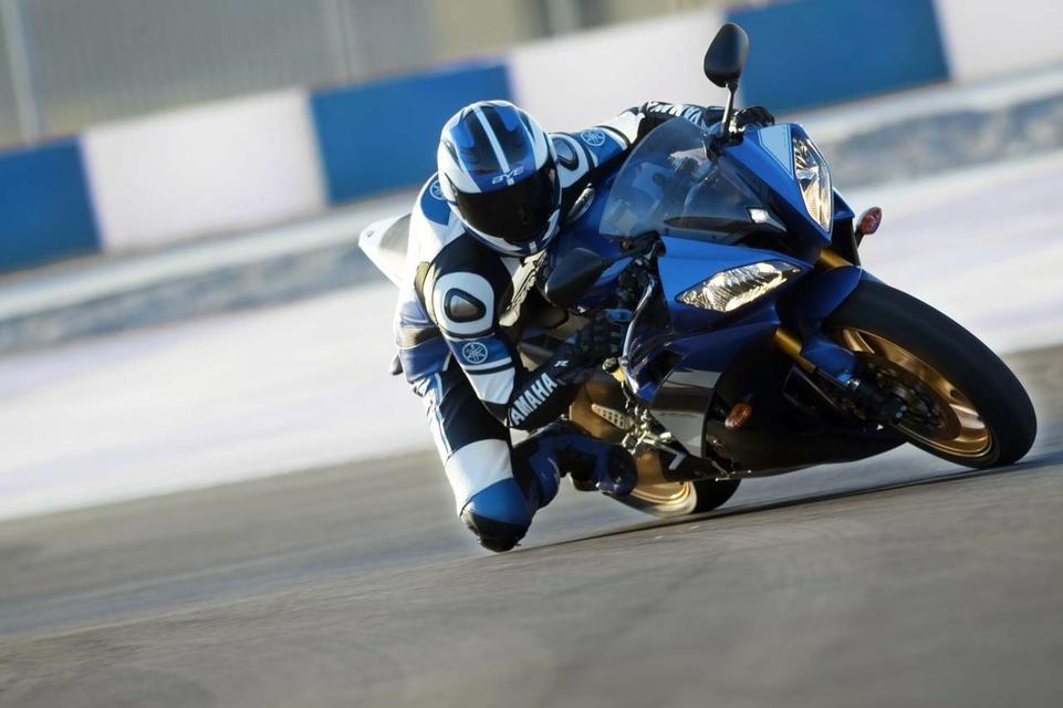 Nouveauté 2008 : Yamaha YZF R6
