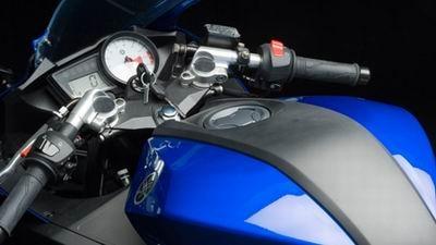 Nouveauté 125 2008 : Yamaha YZF R125, enfin!