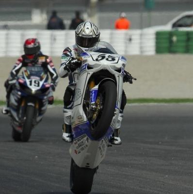 Superbike - Laconi: Il veut revenir à la compétition !