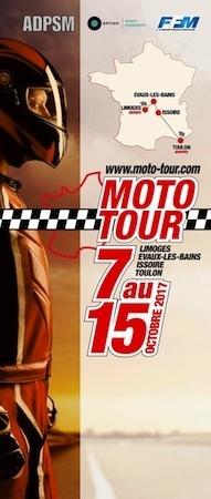 Moto Tour : c'est déjà 2017