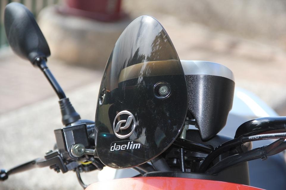 Essai Daelim Beagle 50 : le néo-rétro à prix plancher
