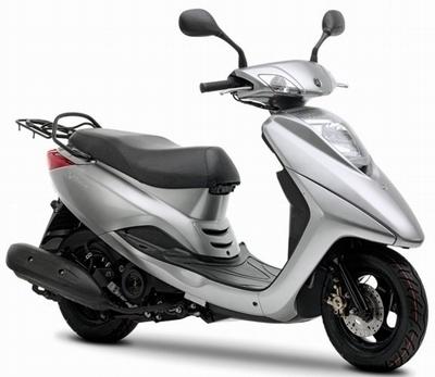 Nouveauté scooter 2008 : Yamaha Vity 125