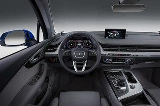 Scoop : le prochain Audi Q7 fuit sur la toile