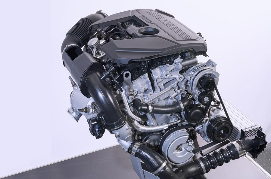 BMW : nouvelle famille de moteurs Efficient Dynamics ...