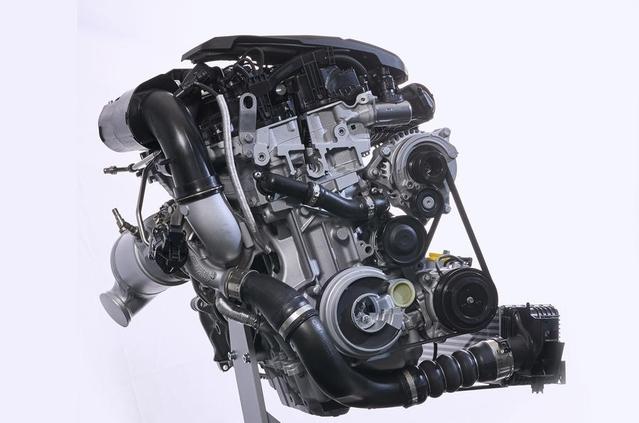 BMW : nouvelle famille de moteurs Efficient Dynamics, grosses évolutions