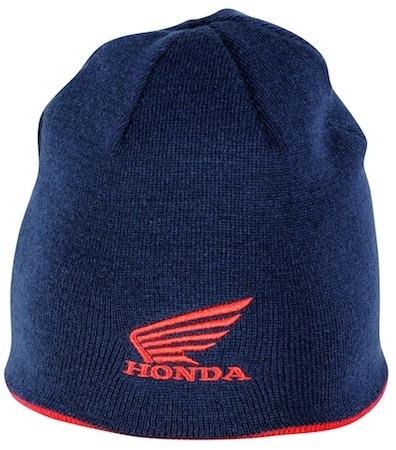 Idée cadeau pour l'hiver: Honda bonnet on/ off
