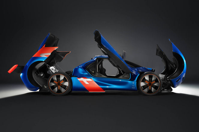Future Alpine: 1100 kg et entre 250 ch et 300 ch...