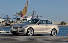 Voici la BMW 218i, un coupé 3 cylindres