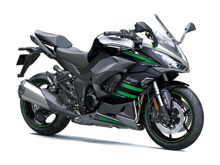 La version 2020 de la Kawasaki Ninja 1000Sx est plus qu'une simple mise à jour.