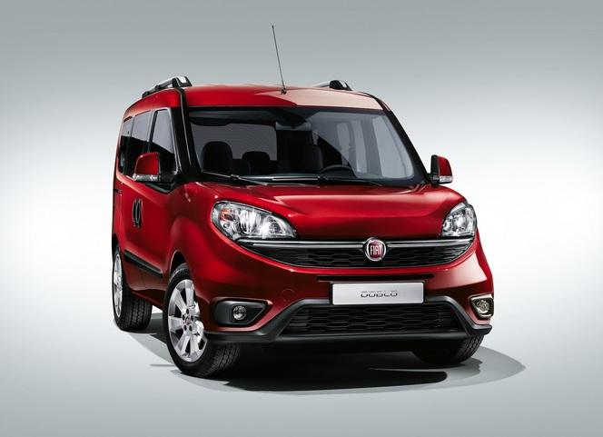Fiat présente le nouveau Doblò