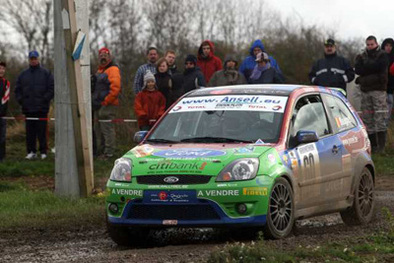 Ford Fiesta Sporting Trophy: 4ème édition en 2009