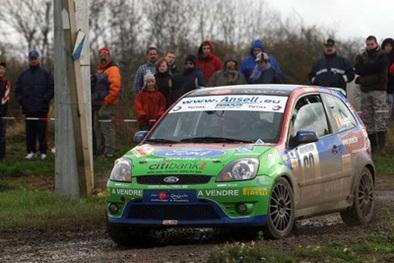 Ford Fiesta Sporting Trophy: 4ème édition en 2009