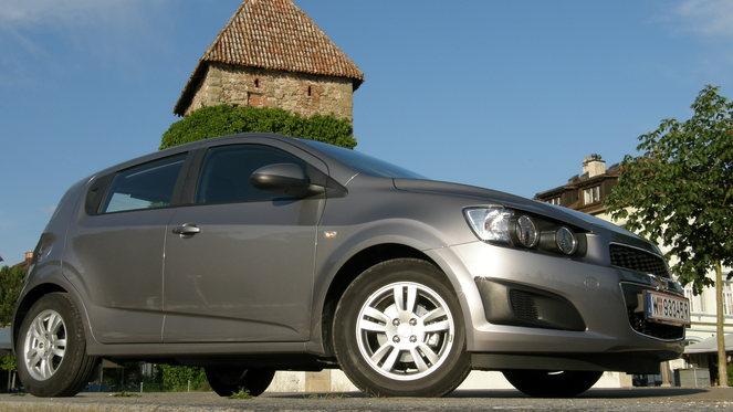 Essai Vido Chevrolet Aveo 12 Et 14 Grands Changements